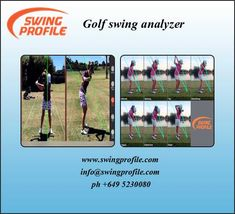 Swing Profile mechanically draws swing plane to give you instant feedback on your club position comparative to the swing plane. Swing Profile is the best option for you for Golf Swing Analyzer because here you only need your I-phone or I-pad to analyze this. It is very simple to use also efficient for both the coach and student. Golf Swing Analyzer, Golf Training, Profile, User Profile