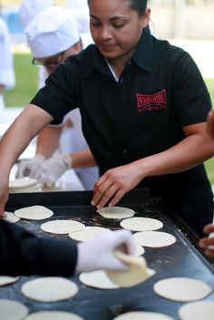 endless tortilla warming!