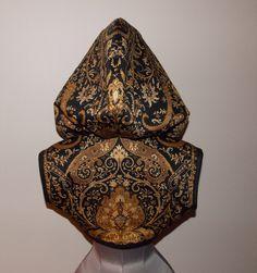 Ornate STEAMPUNK Hoodie Bolero Shrug Jacket by LoriAnn Costume Designs - Choose Size XS S M L XL 2X 3X by loriann37 on Etsy https://www.etsy.com/listing/173281604/ornate-steampunk-hoodie-bolero-shrug