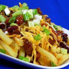Chili Cheese Fries Allrecipes.com