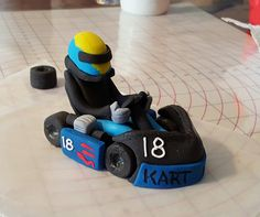 1818 kart How to make go kart with figure. | Projects | Pinterest | Cake  1818 kart