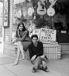 Mimi and Richard Farina