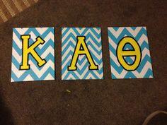 kappa alpha theta letters