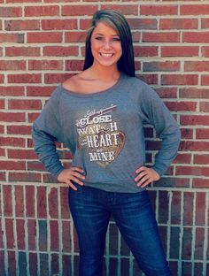 This Heart Of Mine Tee $46.99!