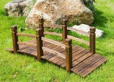 Mostek Ogrodowy Z Drewna ( 30050043 )