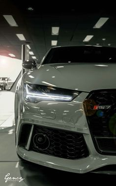 2015 Audi RS7 Nardo Gray