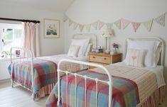 Children's bedroom by Susie Watson