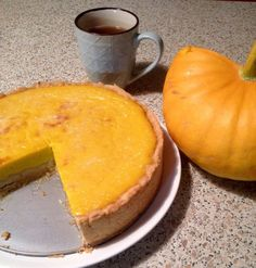 Pumpkin pie.Learning pumpkin!
