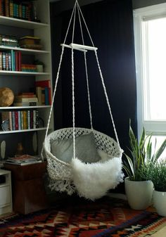 63 Idées Avec Une Balançoire Pour Votre Salon