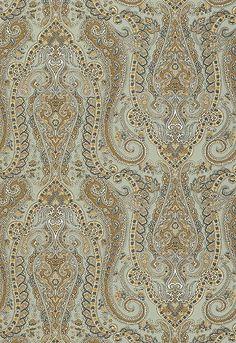 FSchumacher Wallpaper 5004180 Isabella Paisley Mineral