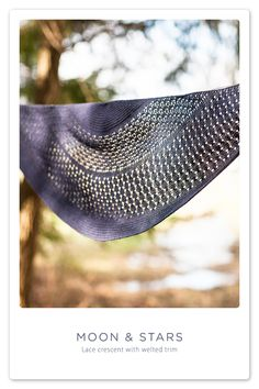 Moon & Stars Shawl