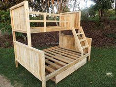 There are unlimited ideas for utilizing the shipping pallets and they are the best option to use for making the products of daily use like...
