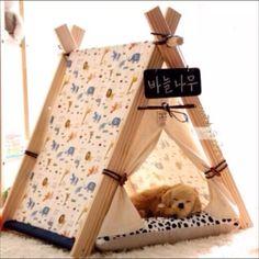 Gatto/cane letto tenda - delux