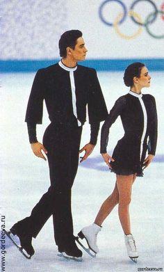 Katia Gordeeva & Sergei Grinkov
