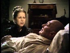 From the BBC's production of 'War & Peace' (1972)--Princess Maria and her dying father.