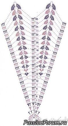 photo from album дуплет 185 Free Crochet Doily Patterns, Crochet Doily Diagram, Crochet Fabric, Crochet Circles, Crochet Tablecloth, Crochet Chart, Crochet Motif, Crochet Doilies, Crochet Stitches