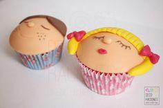 Cupcakes Kids by DECO RACIONES decoracionesreposteria.wordpress.com