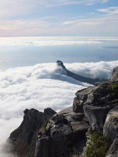 Table Mountain, Cape Town | One Footprint On The World