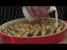 Shrimp, Meat, Youtube, Food, Pisces, Recipies, Essen, Meals, Youtubers
