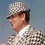 Bear Bryant from RBR - Monochrome Madness - Not many people know that Bryant was on the front of the curve when it came to ska music and fashion. Somewhere a young Ranking Roger saw this ensemble and became inspired.