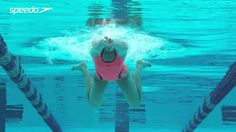 Jessica Hardy | Breaststroke Stroke - Swim Technique #speedo