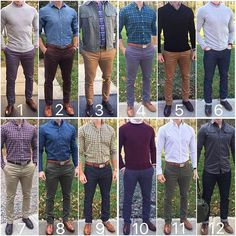 Which outfit was your favorite from November❓ Many thanks to all of your for your awesome support of my account❗️❗️❗️