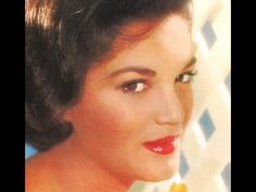 Connie Francis - Solamente Una Vez  {You Belong To My Heart}  (Spanish v...