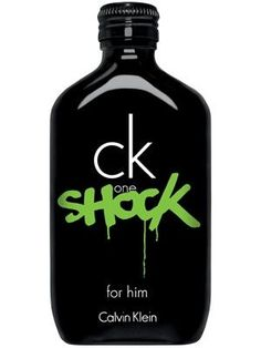 Calvin Klein CK One Shock For Him EDT 200ml - Erkek Parfüm