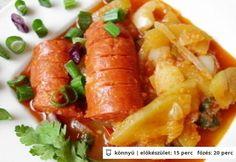 Baked Potato, Carrots, Potatoes, Baking, Vegetables, Ethnic Recipes, Food, Carrot, Bakken