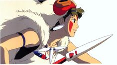 You cannot alter your fate. However you can rise to meet it. -Princess Mononoke,1997 Miyazaki's female protagonists. #Respect