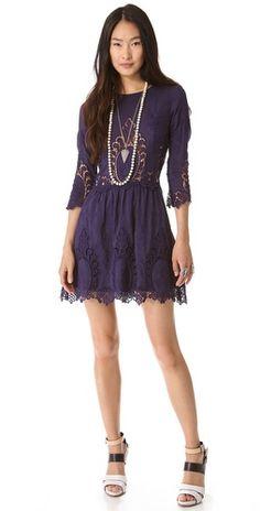 Dolce Vita Valentina Lace Dress   SHOPBOP