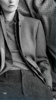 The Gentleman Look Androgynous Women, Androgynous Fashion, Tomboy Fashion, Gothic Fashion, Dandy, Tomboy Chic, Tomboy Style, Classic Style, My Style
