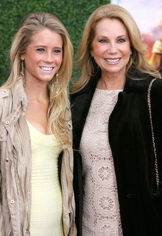 Kathie Lee & Cassidy Gifford