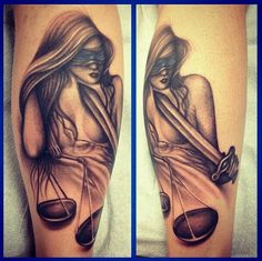 Cool Lady Justice