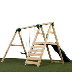 We build it ourselves d save a CRAPload - 28 Luxury Diy Swing Set Plans Inspiration Backyard Swing Sets, Diy Swing, Backyard For Kids, Diy For Kids, Swing Sets Diy, A Frame Swing Set, Swing Sets For Kids, Backyard Patio, Swing Set Plans