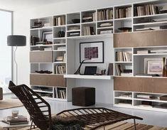 librero oficina diseño - Google Search