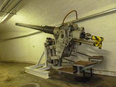 15 cm L42 Bunkerkanone (ausgebaut)