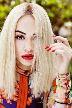 ☆ Rita Ora | Photography by Marcin Tyszka | For InStyle Magazine UK | April 2015 ☆ #Rita_Ora #Marcin_Tyszka #InStyle_Magazine #2015