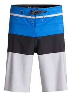 615f6535f0 Men's Chopped Trunk - Blue/Black - CN12NUDMVJG | shorts | Pinterest ...