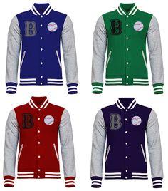 ROPA FABRICADA EN ESPAÑA. ROPA HECHA EN ESPAÑA. www.socisalba.es Sport Fashion, Mens Fashion, Leather Varsity Jackets, University Outfit, Sports Jacket, Sport Wear, Boys Shirts, Bomber Jacket, Nike