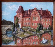 Červená Lhota Mansions, House Styles, Home Decor, Decoration Home, Manor Houses, Room Decor, Villas, Mansion, Home Interior Design