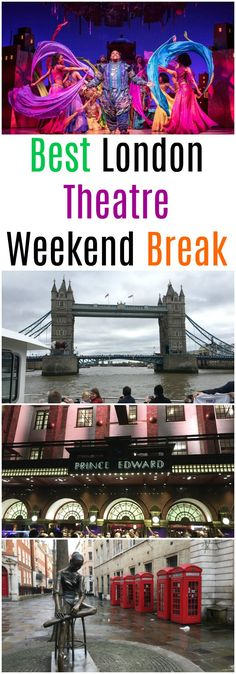 Best London theatre weekend break