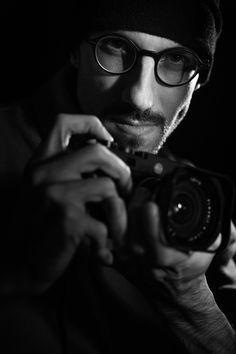 Luciano –   A portrait of Luciano Siciliani with my Leica M10  Luciano with my Leica M10 and the Leica Elmarit 21mm f2.8