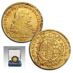 Il ducato d'oro di Ferdinando IV (1768)