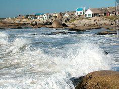 Fotos de Punta del Diablo Montevideo, Around The Worlds, Nature, Uruguay, Rock, Home, Vintage Ads, Travel Agency, Beaches