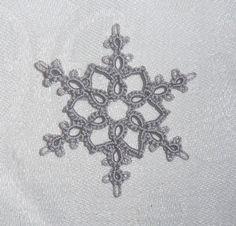 Le Blog de Frivole: The Beauty of Snowflakes, design by Frivole