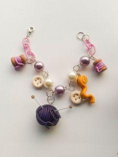 Handmade artist bracelet by ~Misa86 on deviantART