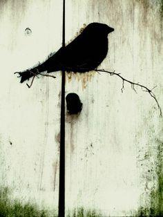 """Early Bird"" by JUSTART on Displate #bird #wood #vintage #wall #displate"