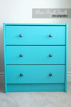 Ikea Rast Hack - New Dressers / Nightstands