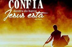 RENOVAÇÃO: COM JESUS NO CONTROLE... SE ELE NUNCA PERDEU UMA B...